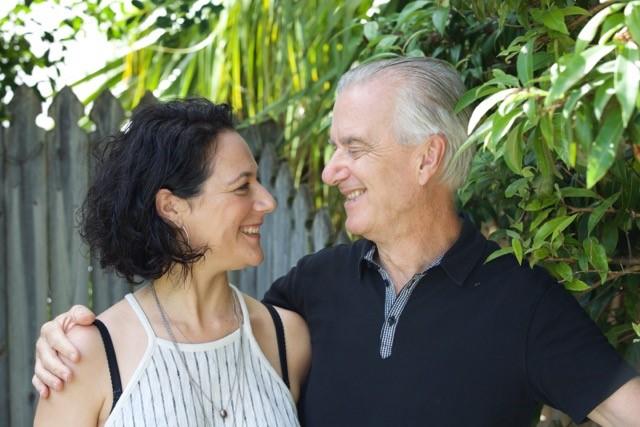 Caroline Raphael & Alan Johnston