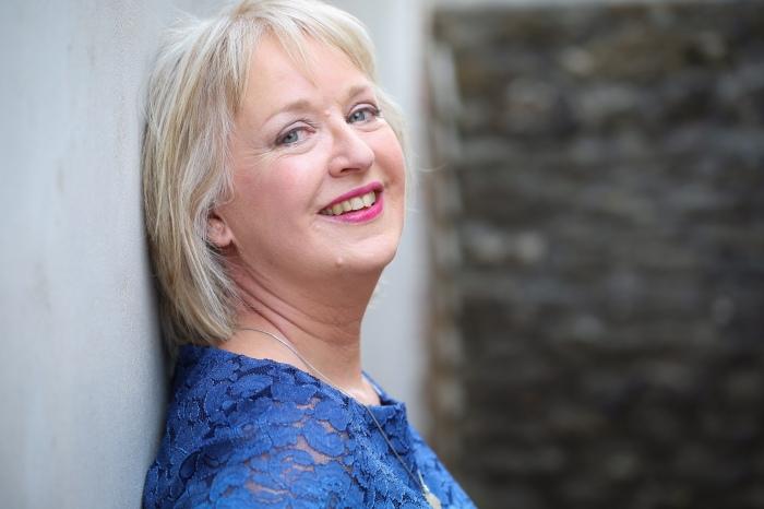Sue Goodson at age 62